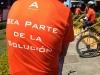 1er aniversario ciclovía Cartago febrero 2014